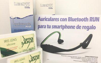 Promoción en lentes de contacto